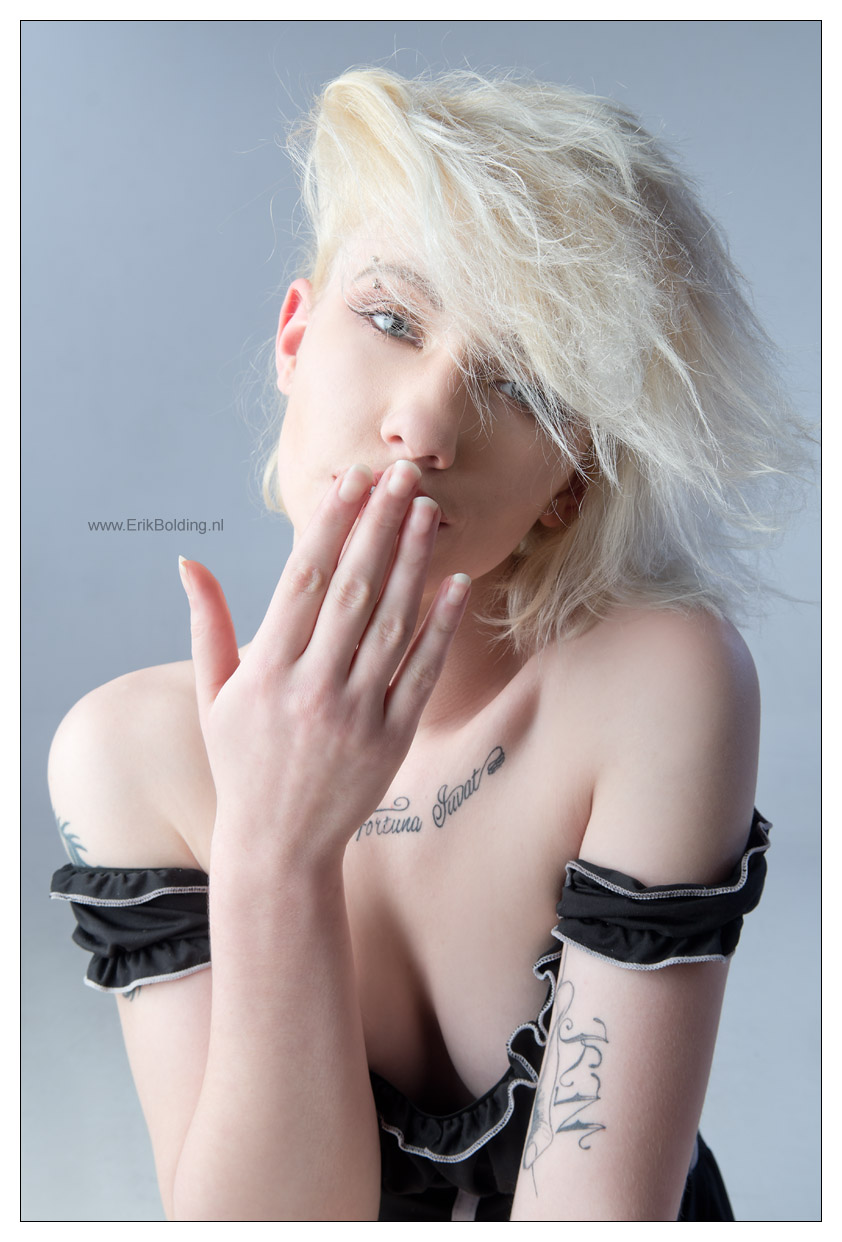 Studiofotografie beauty